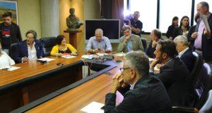 Ricostruzione e restituzione delle tasse: Marsilio convoca un tavolo