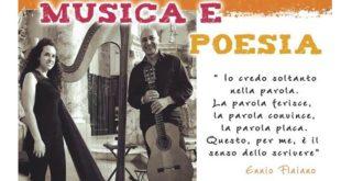 """""""Musica e Poesia"""", Cultour Moscufo dedica un evento alle emozioni presso il """"Frantoio delle idee"""""""