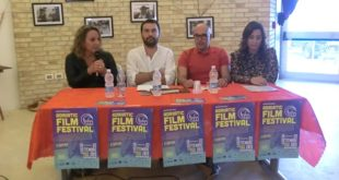 Francavilla, presentata la seconda edizione dell'Adriatic Film Festival VIDEO
