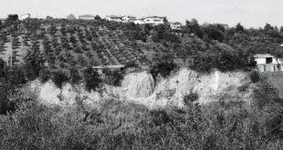 Pianella: al via i lavori per la frana di contrada Fornace