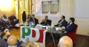 Reagire alle mafie: a Sulmona Franco Roberti all'incontro organizzato dal Pd