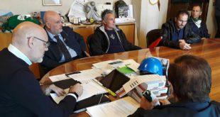 Sciopero Regionale dei Trasporti Pubblici:  Il Sindaco Di Primio incontra i rappresentanti sindacali in Comune
