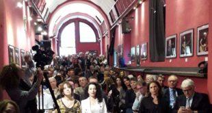 Premio internazionale di letteratura 'Ut pictura poesis'. Tanti gli abruzzesi premiati nella cerimonia a Firenze