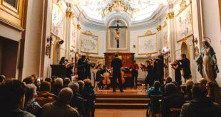 """Giulianova, grande successo per il concerto dell'orchestra """"I Solisti Aquilani"""""""