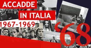 Formidabili quegli anni: storia, volti e note del '68 in Abruzzo
