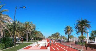 """Il Gruppo Consigliare """"Giulianova Turismo"""" presenta una proposta di area ciclopedonale per il Lungomare Monumentale"""
