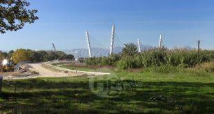 """Terzo ponte sul Saline: Blasioli (PD) """"lavori al termine ma finanziamenti dell'opera sospesi"""""""