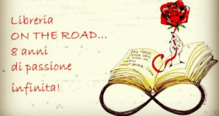 Venerdì 15 novembre alle 21:00 la Libreria ON THE ROAD festeggia 8 anni di attività