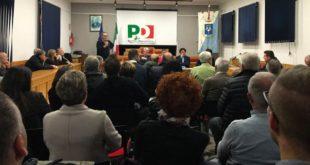 Consiglieri regionali e segretario PD a Loreto, incontro sui su piccoli comuni e zone interne