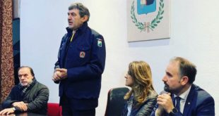Sciame sismico, Marsilio in visita ai comuni di Valle Roveto