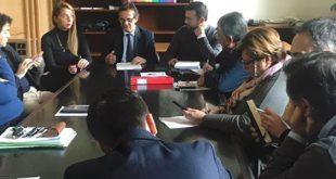Aeroporto di Pescara, le commissioni Lavori Pubblici e Turismo – Cultura incontrano il sottosegretario D'Annuntiis