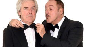 Massimo Lopez e Tullio Solenghi saranno al Teatro Massimo di Pescara