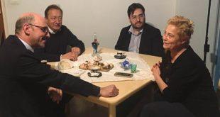 Il viceministro Mauri incontra a Rancitelli la signora Orsini