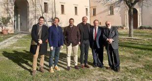 Parchi Nazionali d'Abruzzo, primo incontro tra i Presidenti