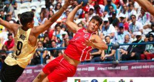 La Nazionale di Beach Handball torna a Chieti