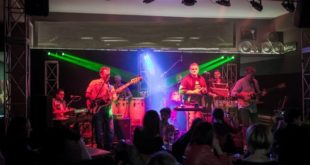CAASband playing Carlos Santana allo Stammtisch Tavern di Chieti Scalo