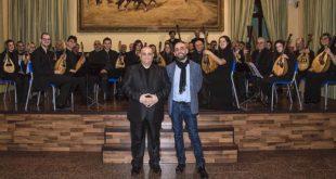 50 mandolini in concerto al teatro Marrucino:sul palco l'Orchestra a Plettro del MediterraneoinNon ti scordar di me