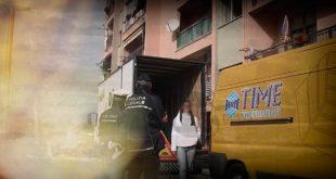 Sventata una nuova occupazione in via Rimini dalla famiglia sgomberata a novembre scorso