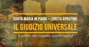 Loreto aprutino il giudizio universale > Hg lab