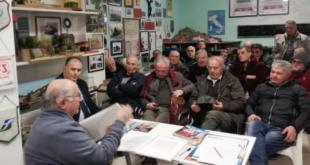20ª annuale soci di Acaf Museo del Treno di Montesilvano