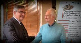 """A Pescara il 31 gennaio evento con Jacques Attalì : """"Cittadinanza Europea, Diritti Fondamentali e Pareggio di bilancio"""""""