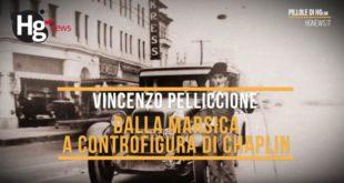 """Vincenzo Pelliccione, l'abruzzese con la valigia di cartone che divenne """"Chaplin dell'Italì"""""""