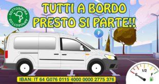 """RACCOLTA FONDI :Dall'associazione """"Sottosopra""""un appello per acquistare un pulmino per il trasporto dei disabili"""