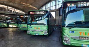 TUA: venti nuovi bus promettono abbattimento dei costi di manutenzione e maggiore efficienza