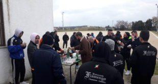 Alevive Giuliano Teatino – Montenerodomo con un terzo tempo all'insegna della sportività