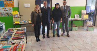 Chieti, iniziative di solidarietà con progetto 'Banco Scuola'