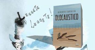 Alberto Caviglia Ospite della libreria On the Road con il suo 'Olocaustico'