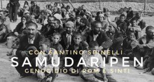 Samudaripen, genocidio dimenticato: Incontro con Santino Spinelli da 'I luoghi dell'anima' a Pescara