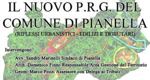Nuovo PRG: a Pianella l'amministrazione comunale incontra i cittadini