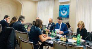 Regione Abruzzo: Il Consigliere La Porta (Lega) partecipa al coordinamento delle commissioni antimafia