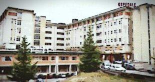 Coronavirus, non c'è contagio all'ospedale di Avezzano