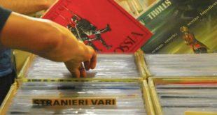 Ernyaldisko presenta la 13ª Fiera del Disco, CD e Vinile, nuovo, usato e da collezione a Pescara