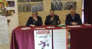 Francavilla, presentata la 65° edizione del Carnevale d'Abruzzo VIDEO