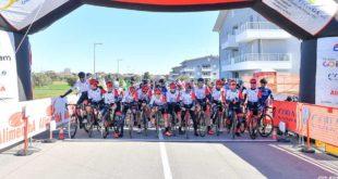 Anche il Team Go Fast scende di bicicletta….#IORESTOACASA