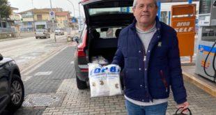 A Giulianova registrato un altro caso positivo al Covid-19, donate 600 mascherine