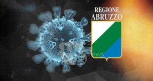 Coronavirus: in Abruzzo 72 nuovi casi, 15 i nuovi decessi per Covid-19 > dati aggiornati al 9 aprile