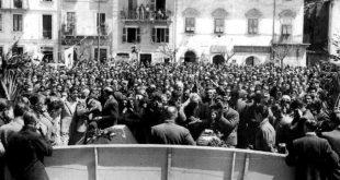 """70 anni fa l'eccidio di Celano, Acerbo (PRC) """" Quando i lavoratori indietreggiano la democrazia diventa debole """""""