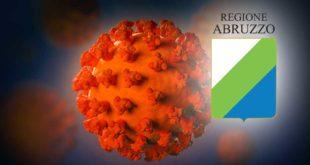 Coronavirus: oggi 15 decessi e 408 nuovi casi in Abruzzo – dati aggiornati al 4 dicembre