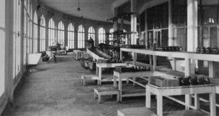 Dall'Archivio di Stato, una mostra virtuale con foto storiche e documenti della distilleria dell'Aurum