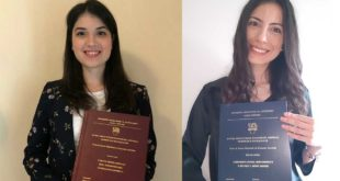 Università & micro impresa, premiate dalla Cna due tesi di laurea