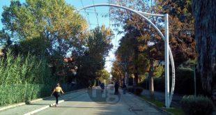 """Ipotesi bus elettrici di 12 metri: i Comitati Greenway a Mascia «impiego a doppia corsia incompatibile con un """"corridoio verde ciclo pedonale""""»"""