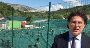 Blasioli  eletto presidente della Commissione regionale d'inchiesta sul SIN di Bussi