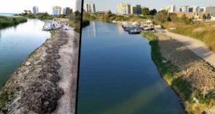 """Fanghi sulla sponda del Saline: Di Sante (PRC) """"dopo 4 settimane nessuna risposta, ora sono stati sparsi"""""""