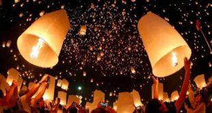 """A Francavilla lancio di lanterne volanti: Il WWF lancio di lanterne cinesi """"pericolose per l'ambiente"""""""
