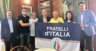 Elezioni amministrative Chieti, nuove adesioni per Fratelli d'Italia VIDEO