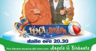 La Lima & La Raspa in scena a Montesilvano
